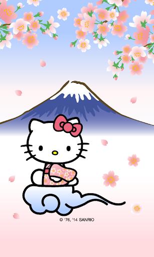 Hello Kitty Animated Lock screenshot 2