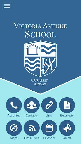 android Victoria Avenue School Screenshot 0