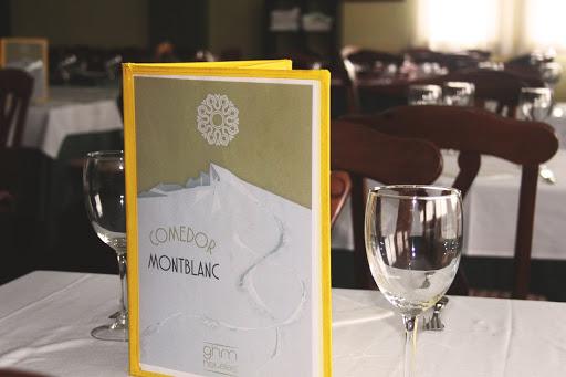 Restaurante Montblanc