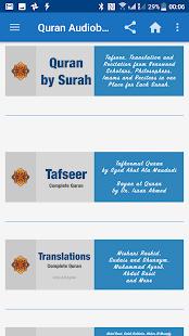 Quran Audiobooks - náhled