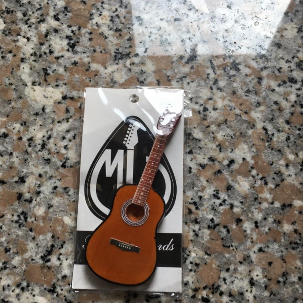 Magnete chitarra classica