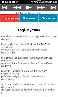 Sri Rudram - Rudraprashna - Namakam - Chamakam