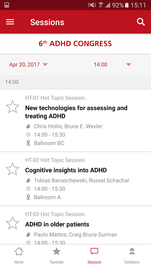 ADHD 2017- screenshot