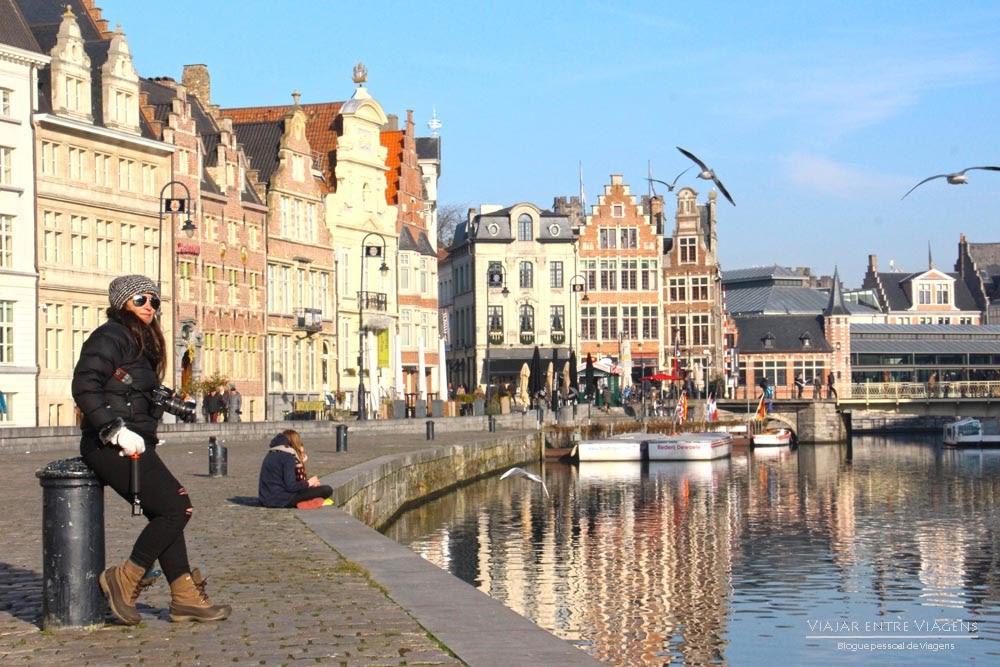 ROTEIRO para um dia em GANTE (GENT) (desde Bruxelas) | BÉLGICA gante ghent gent Bélgica