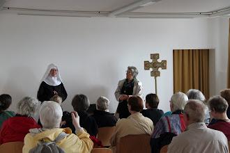Photo: Abtei Sankt Hildegard - Søster Mirjam fortæller om kloster og klosterliv