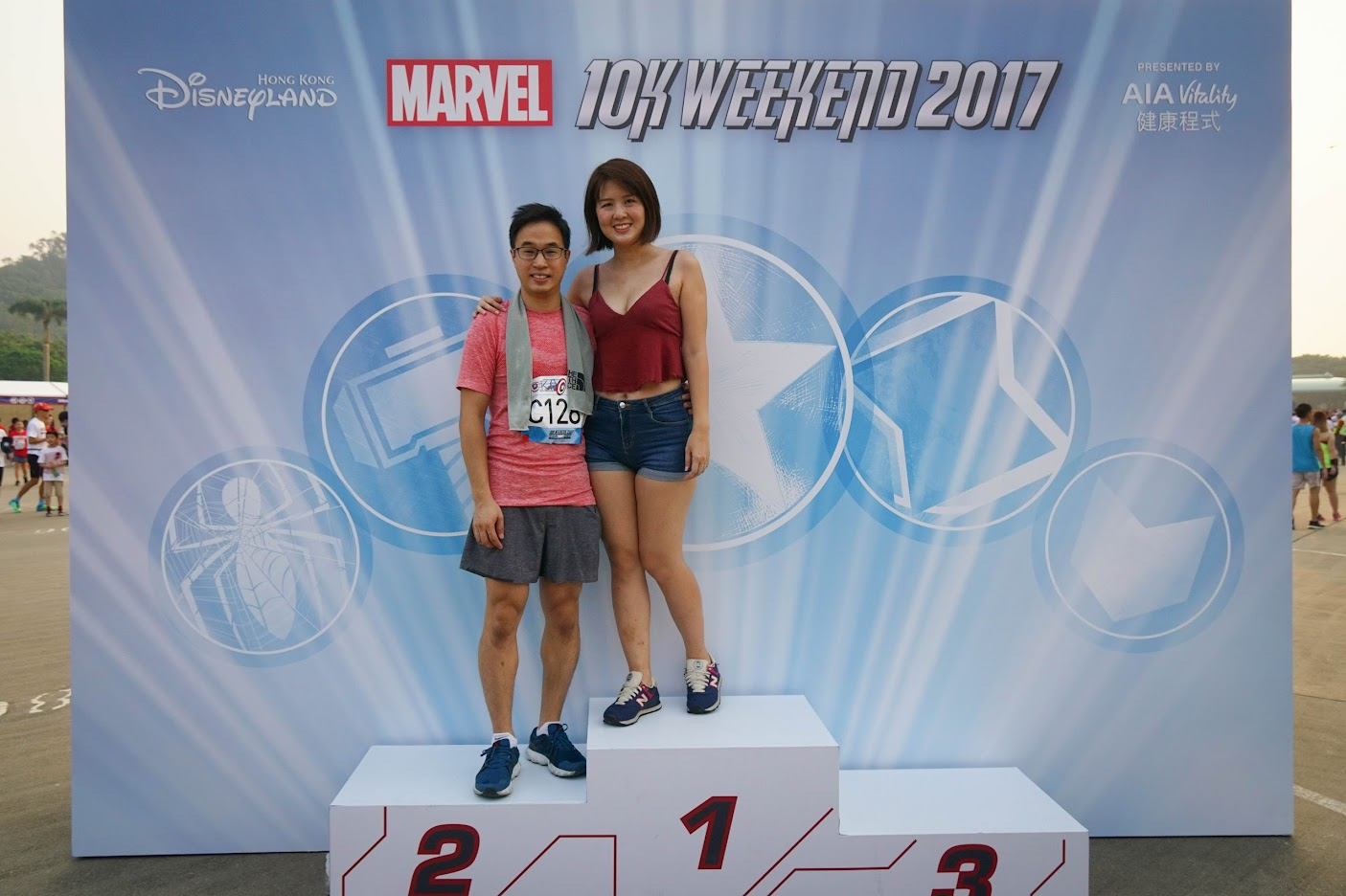 Disney 10k Weekend 2017