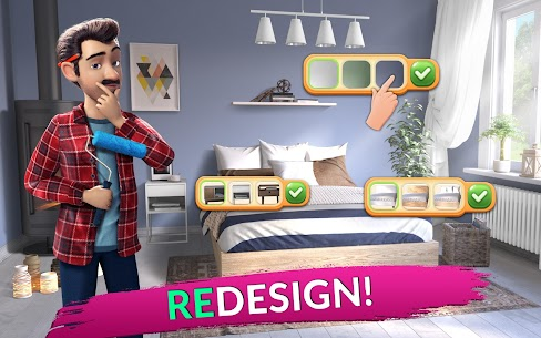 Flip This House: Design & Home Makeover Games 3D Mod Apk Download For Android 2