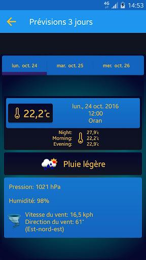 免費下載天氣APP|طقس الجزائر Météo Algérie app開箱文|APP開箱王