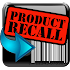 Product Recall Search