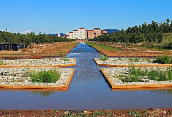 Giardini della Reggia di Venaria di MicheleSpadafina