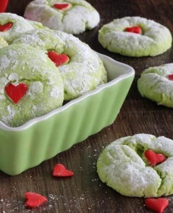 Grinch Cookies Recipe