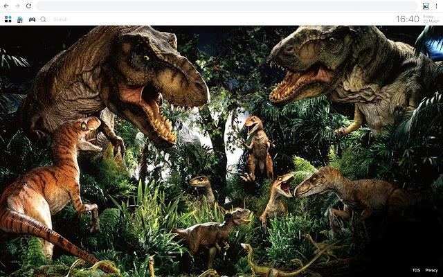 Jurassic World Wallpapers Hd Best New Tab