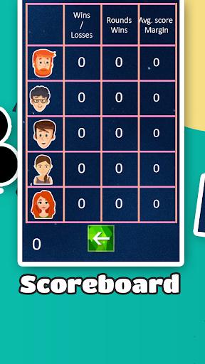 Gin Rummy - free offline card game 1.1 screenshots 4