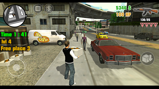 Clash of Crime Mad San Andreas  captures d'u00e9cran 2