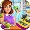 Supermarket Girl Cashier Game: Cash Register
