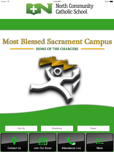 Most Blessed Sacrament Campus