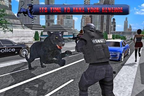 Real Panther Simulator 2016 screenshot