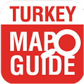 Turkey Guide Map