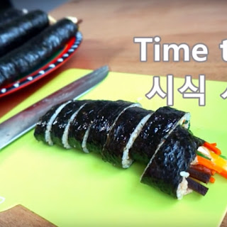 Kimbap│Delicious Korean Sushi Rolls Recipe│김밥.