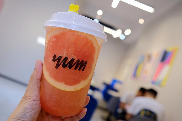 泱茶YUMTEA.高雄新開韓系飲料店,品嚐來自新鮮水果的香醇美味!