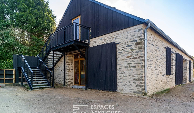 Maison Plounéour-Ménez