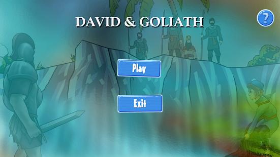 David And Goliath AR - náhled