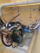 Photo: genset / RO pump