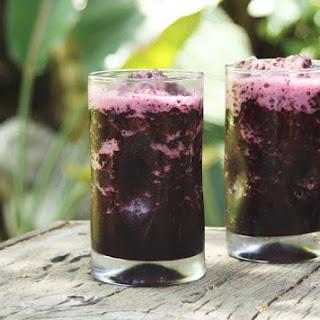 Green Tea Blueberry Smoothies