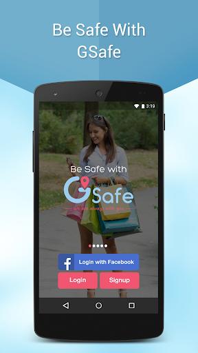 GSafe App Girls Family Safety