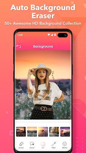 Auto Background Eraser : Background Changer screenshot 2