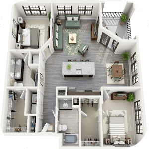 D House Floor Plan Ideas   Android Apps on Google PlayCover art