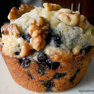 Blueberry Walnut Muffins Recipes.