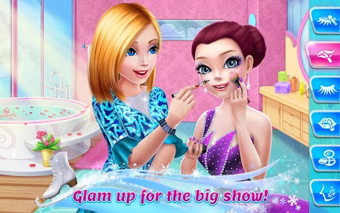 Ice Skating Ballerina – Dance Challenge Arena Apk Download For Android and Iphone 8