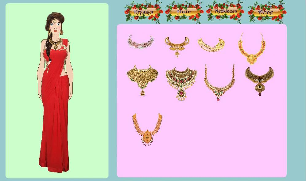 Barbie Fashion Resolutions Dress Up Game