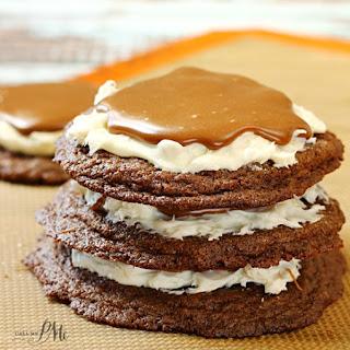 Triple Layer Chocolate Cookies Recipe