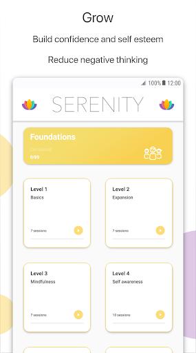 Serenity screenshot 2