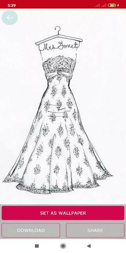 How to Draw Dresses Apk 1