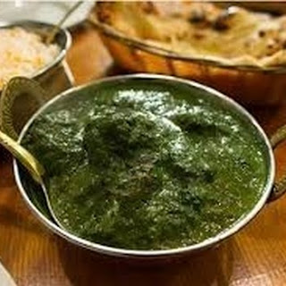 Spinach (Palak) Chicken