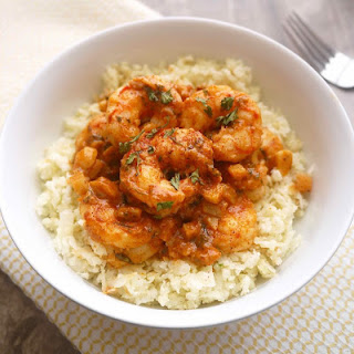 The Tastiest Paprika Garlic Shrimp (paleo, GF)