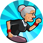 Angry Gran Run - Running Game icon