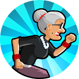 Angry Gran Run - Running Game Apk Download Free for PC, smart TV