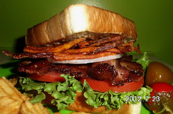 Blt With Perks Recipe