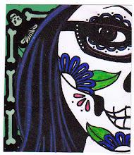 Photo: Wenchkin's Mail Art 366 - Day 223 - Card 223a
