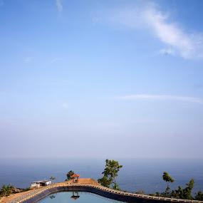 Embung Batara Sriten by Nugroho Kristanto - Landscapes Mountains & Hills
