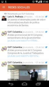 CUT Colombia screenshot 2