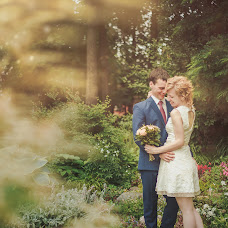 Wedding photographer Mila Antoshkina (milavangogh). Photo of 01.08.2016