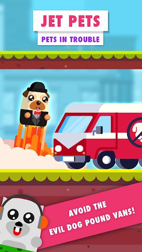 Jet Pets - Pets em Perigo