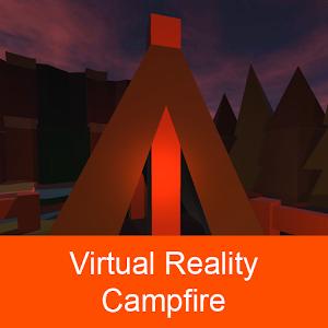 VR Campfire