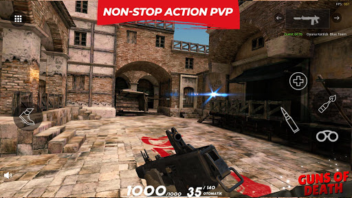 Guns Of Death - Online Multiplayer FPS Game 0.146 {cheat|hack|gameplay|apk mod|resources generator} 5