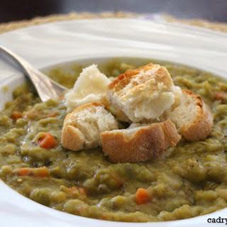 Home-style Split Pea Soup